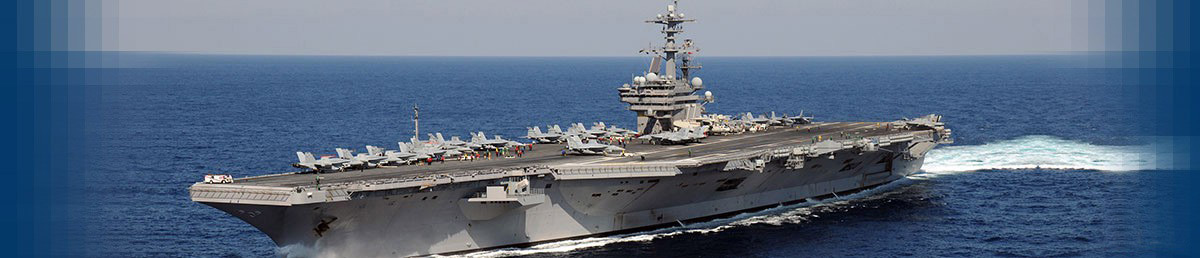 US Navy USS George HW Bush CVN 77